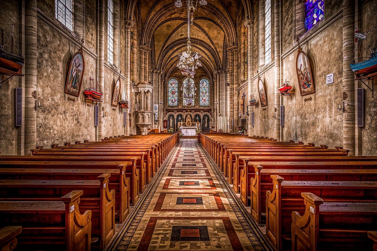 Darowizna kościelna